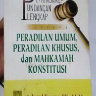 Pencarian Peraturan Perundangan, Kebijakan Peradilan dan Yurisprudensi