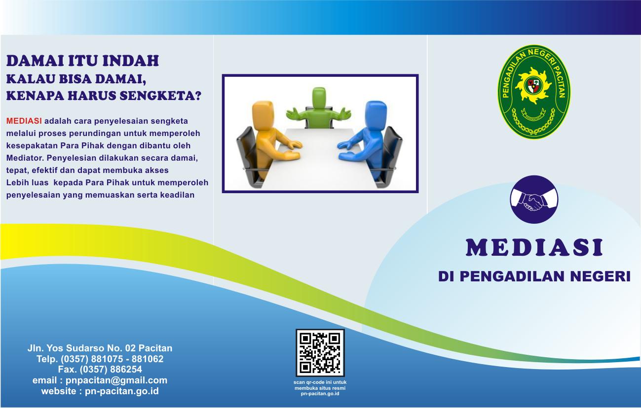 icon brosur Prosedur Mediasi